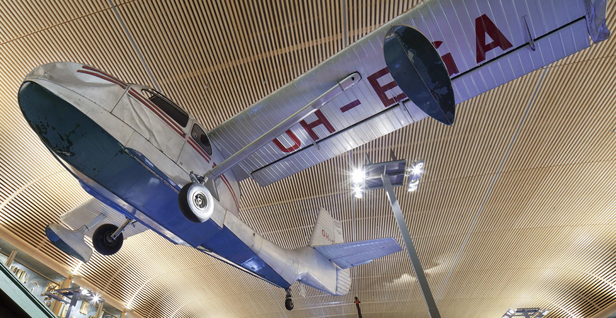 Republic RC-3 Seabee -amfibiolentokone-Timo Kilpeläinen-Koneaika