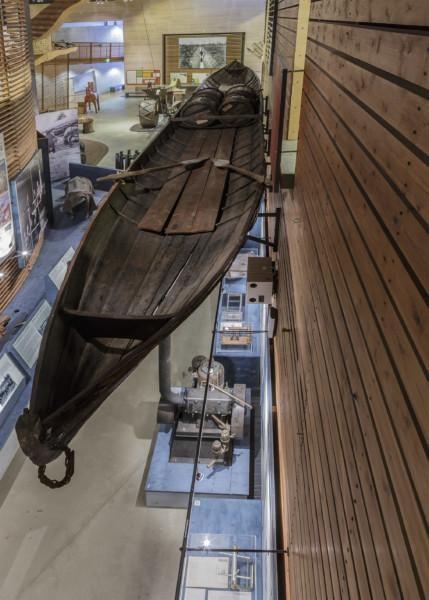 Tervavene 1886-Timo Kilpeläinen-Vanha savotta