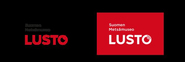 Luston uusi logo